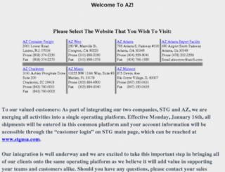lax.azcfs.com screenshot