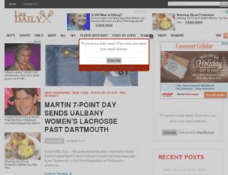 laxdaily.com screenshot