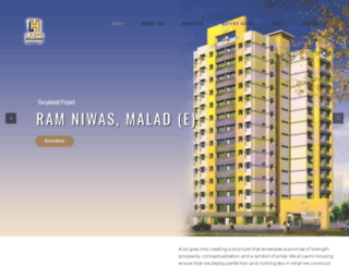 laxmihousing.com screenshot