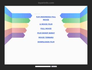 layarindo.com screenshot