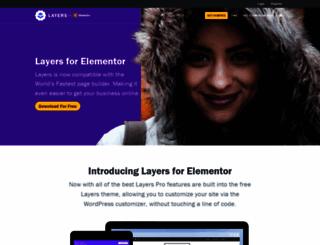 layerswp.com screenshot