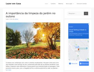 lazeremcasa.com.br screenshot