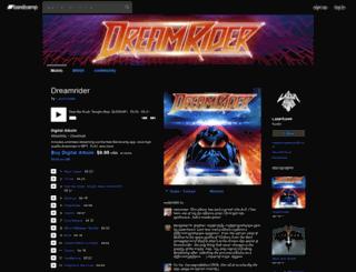 lazerhawk.bandcamp.com screenshot