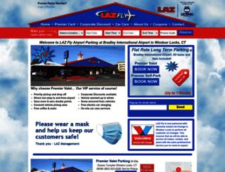 lazfly.com screenshot