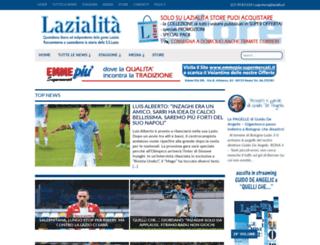 lazialita.com screenshot