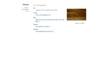 lazka.github.io screenshot