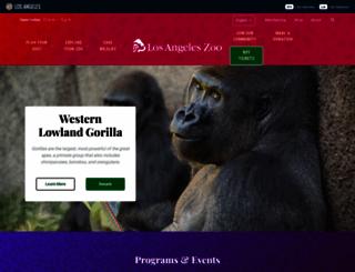lazoo.org screenshot