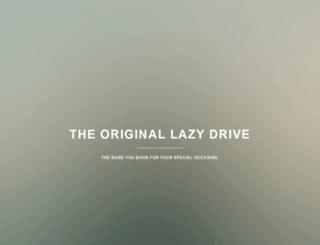 lazydrive.com screenshot
