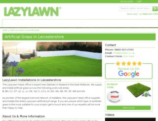 lazylawnnorthernireland.co.uk screenshot