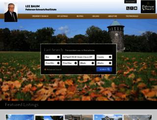 lbaum.psre.com screenshot