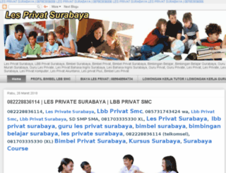 lbbprivatsmc.blogspot.com screenshot