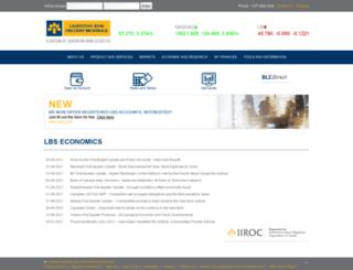 lbdb.vmbl.ca screenshot