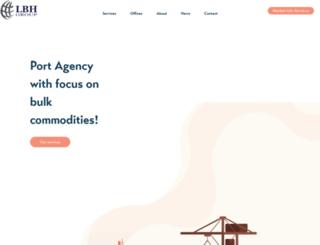 lbh-group.com screenshot