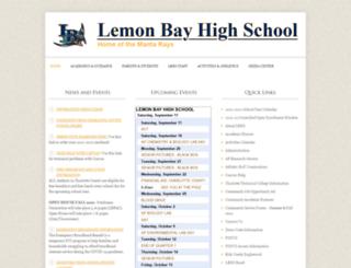 lbhs.yourcharlotteschools.net screenshot