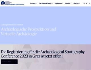 lbi-archpro.org screenshot