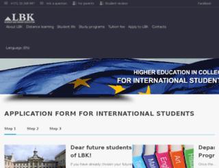 lbkeu.com screenshot
