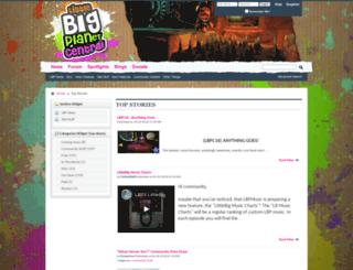 lbpcentral.com screenshot