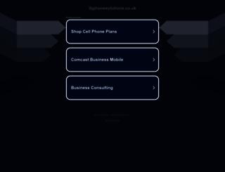 lbphonesolutions.co.uk screenshot