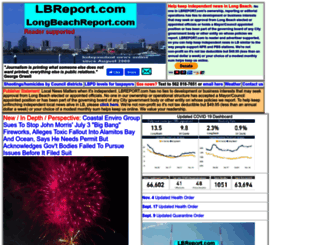 lbreport.com screenshot
