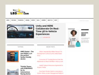 lbszone.com screenshot