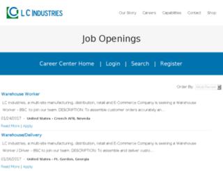 lc-ind.acquiretm.com screenshot