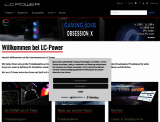 lc-power.com screenshot
