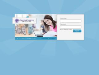 lc-trad1.gcu.edu screenshot