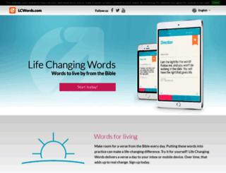 lc-words.com screenshot
