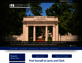 lc.edu screenshot