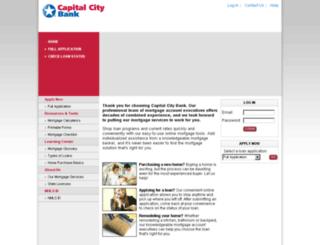 lcanup.mortgage-application.net screenshot