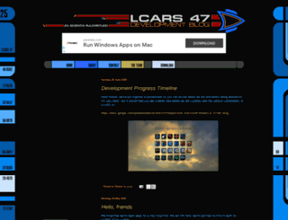 lcars47.com screenshot