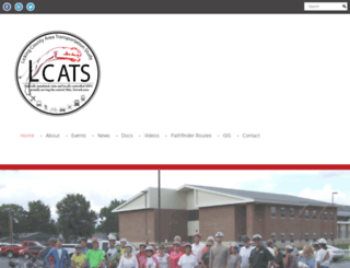 lcats.org screenshot