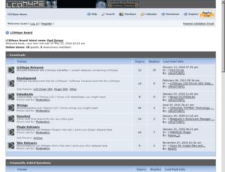 lcdhype.de.vu screenshot