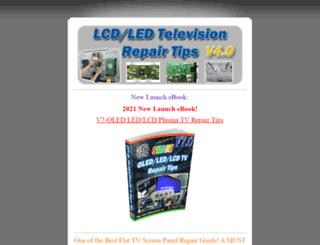 lcdrepairguide.com screenshot