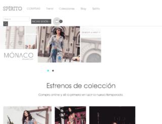 lcespirito.com screenshot