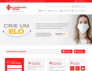 lcf.com.br screenshot