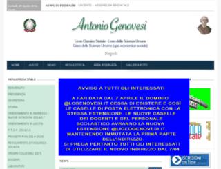 lcgenovesi.it screenshot