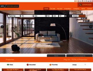 lcinmobiliaria.es screenshot