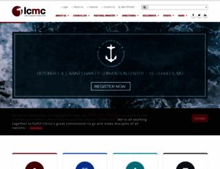 lcmc.net screenshot