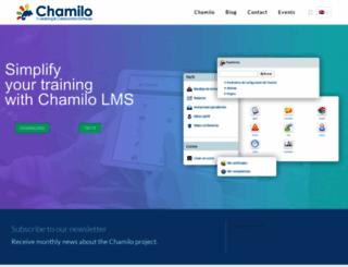 lcms.chamilo.org screenshot
