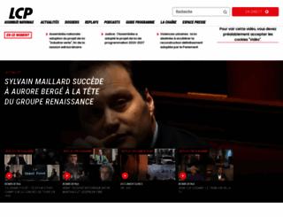 lcpan.fr screenshot