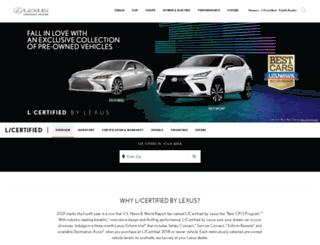 lcpo.com screenshot