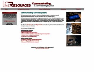 lcresources.com screenshot