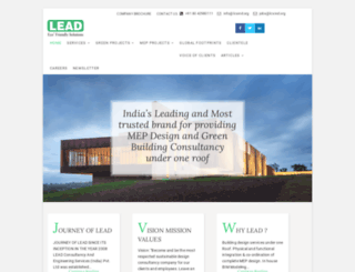 lcsind.org screenshot