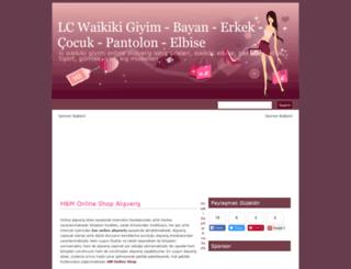 lcwwaikikigiyim.blogspot.com.tr screenshot