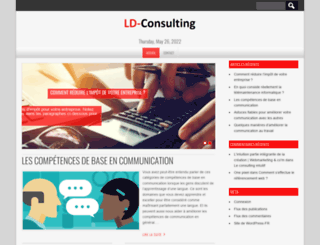 ld-consulting.fr screenshot