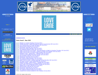 ldcc.org.uk screenshot