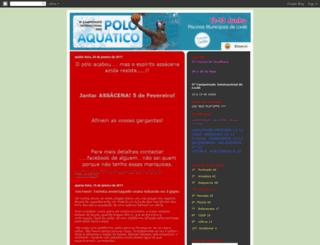 ldcpoloaquatico.blogspot.com screenshot