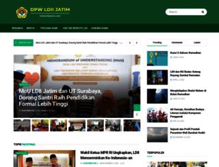 ldiijatim.com screenshot