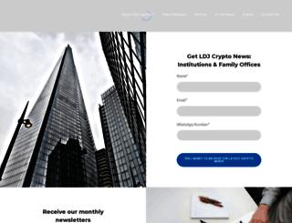 ldjcapital.com screenshot